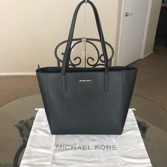 8f1df4d443a1 Michael Kors Bags | Sale Today Only Mk Large Rivington Tote | Poshmark